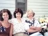 Mom, my wife and our daughter, Keely